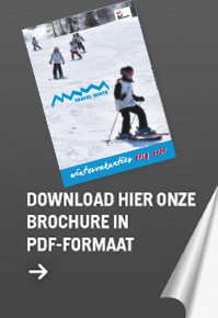 Travelwhite skireizen brochure